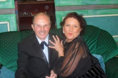 Dr & Mrs Bradman - Keith Jenkyns & Rosemary Price